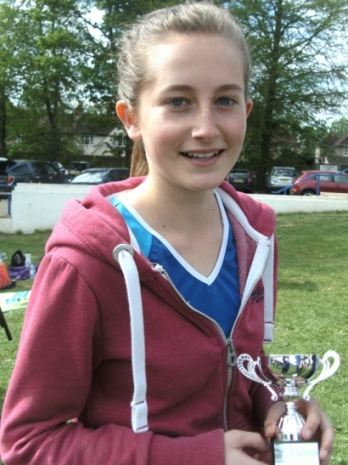 Junior Spirit of Netball Award