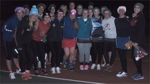 Shower Cap Sport Relief Netball